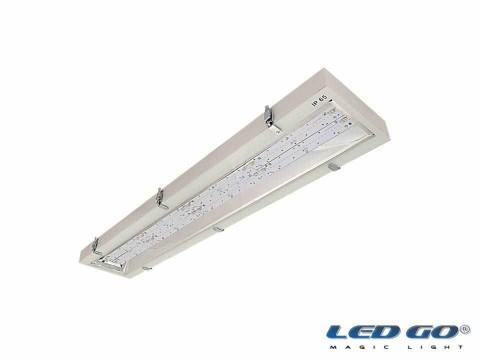LED GO®LYT-80 LED YÜKSEK TAVAN ARMATÜRÜ 80W IP65 - 4YIL GARANTİ-TÜRK MALI
