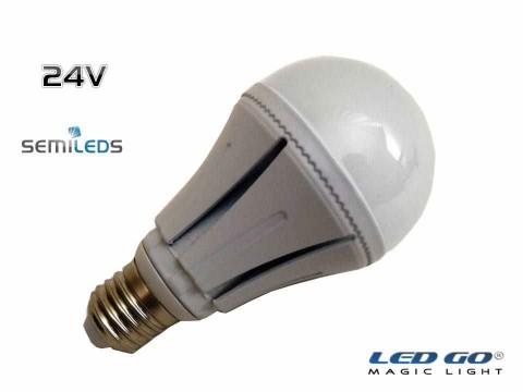 LB-11-24V E27 LED LAMBA,11W ,24VDC