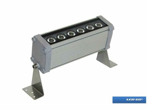 WW-6 ECO LED DUVAR BOYAMA, 6W, IP67, 220V