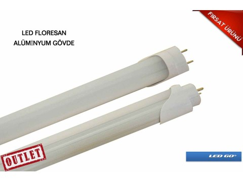 LED FLORESAN 9W T8 600MM 220V