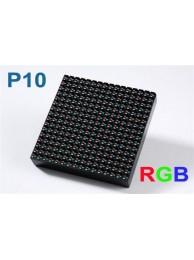 RGB P10 panel dışmekan tek renk