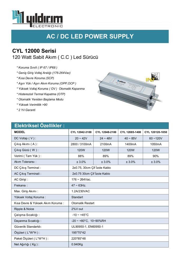 CYL12000D