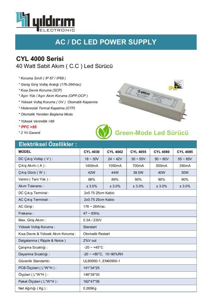 CYL4000D