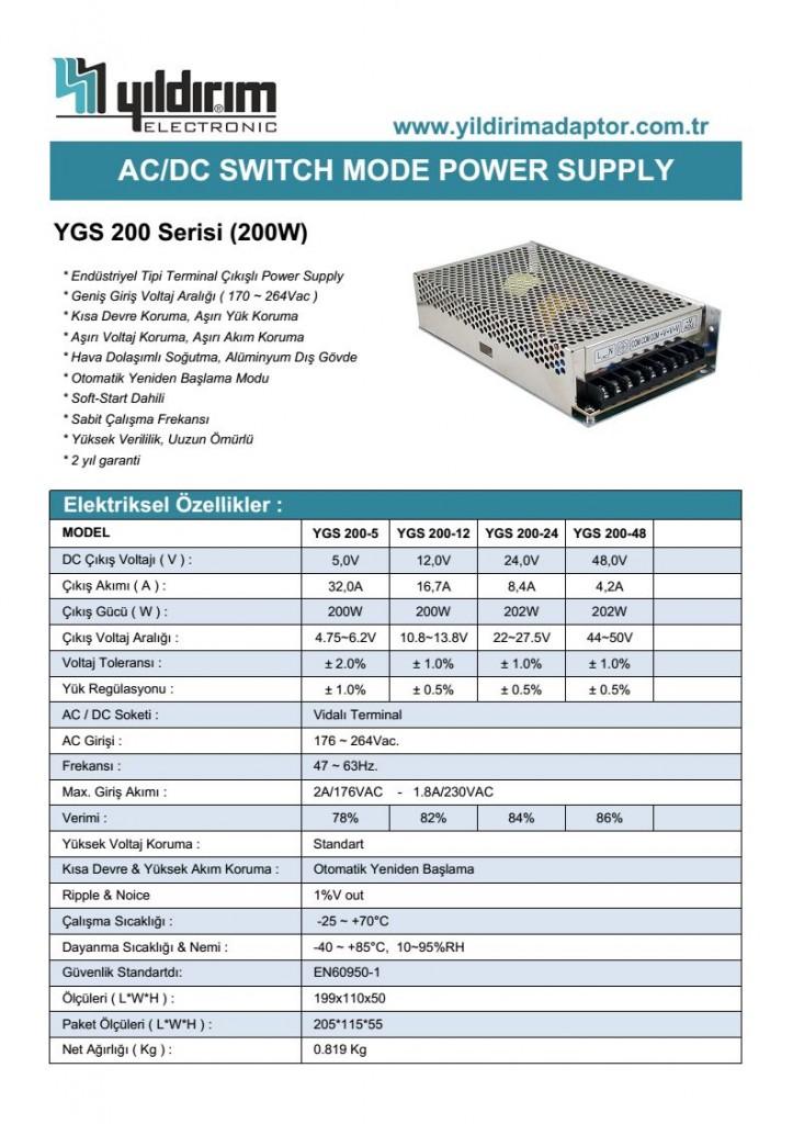 D-YGS-200