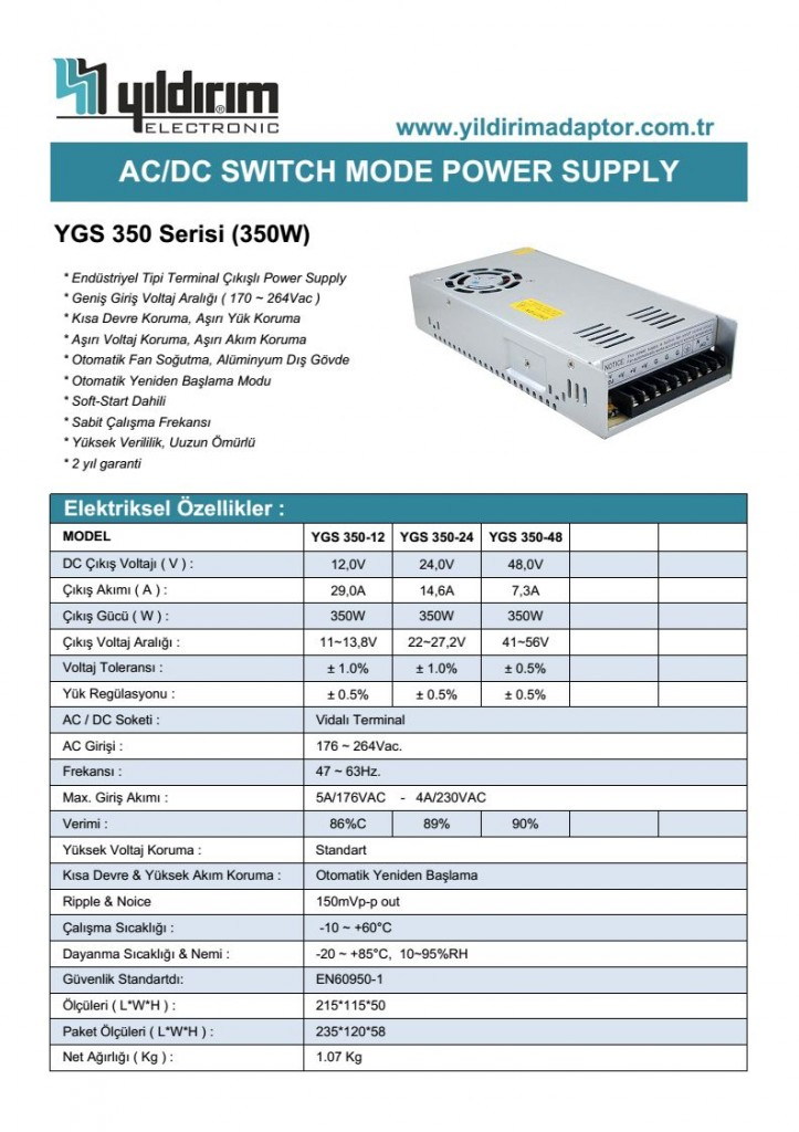 D-YGS-350