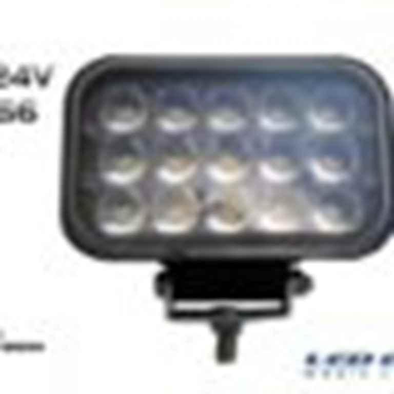 Led Go®PP-30-24V 30W Taşıt tipi Led Projektör/spot 12/24Vdc