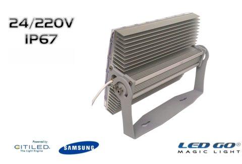 Led Go®CPX-X2-100 Led Ex-Proof Projektör 220V IP67