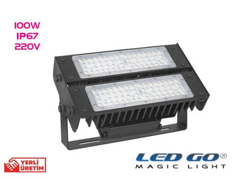 Led Go®PMI-100W Modüler Led Projektör 100W-220V